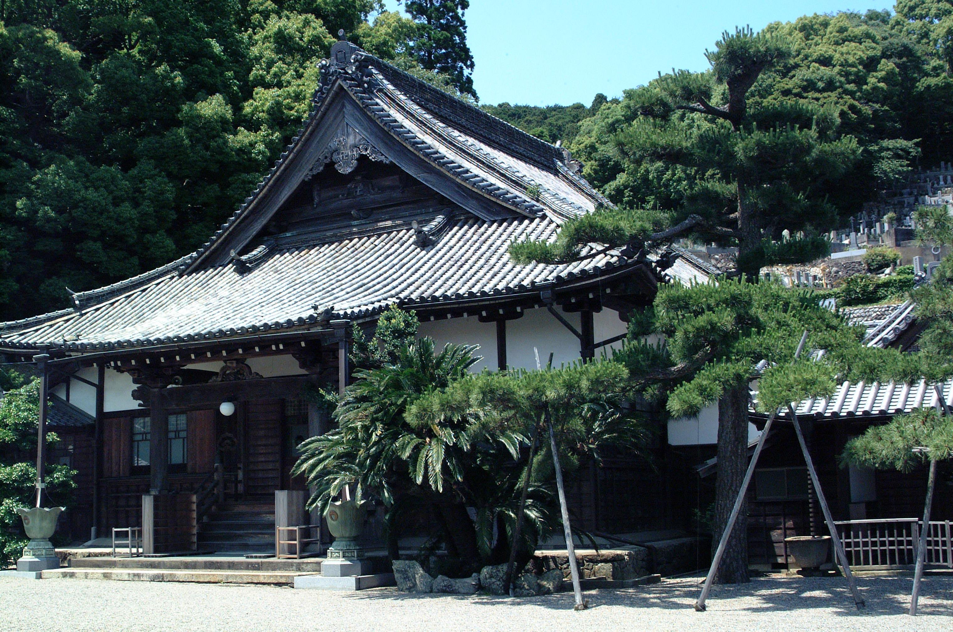 歴史・文化 鳥羽 西念寺2