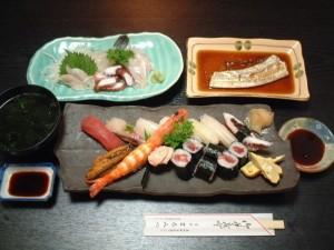 まるみつ寿司1